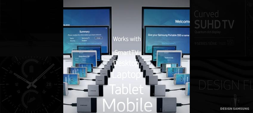 삼성제품에도 적용한 삼성원 폰트