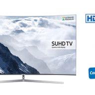 삼성 퀀텀닷 SUHD TV, 유럽과 미국의 주요 IT매체 호평 잇따라