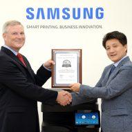 삼성전자 '스마트 UX 센터', '바이어스랩'으로부터 '우수 혁신 공로상' 수상