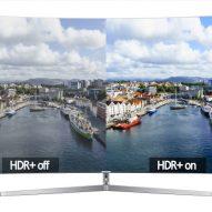 삼성 퀀텀닷 SUHD TV, 'HDR플러스' 기능으로 더 밝게 본다