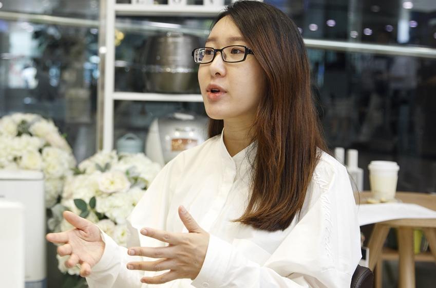 김양현 삼성전자 생활가전사업부 세탁기 상품기획자 선임