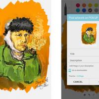노트7 구매자라면 주목! 삼성 노트 앱으로 그림 그리기