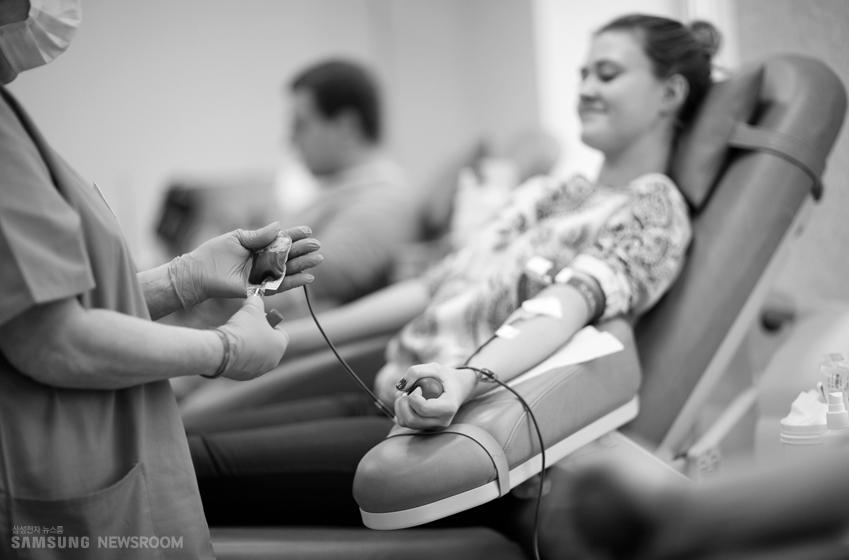 헌혈 이미지