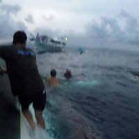 필리핀 바다 한복판서 살아남은 갤럭시 S7, 무슨 사연이?