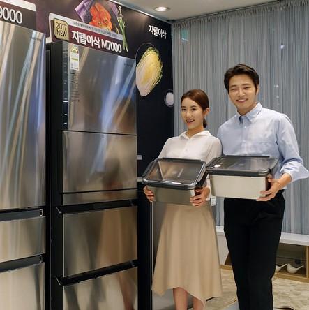 지펠아삭, '저온쿨링숙성'으로 또 진화!