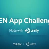 유니티 개발자라면 주목! '타이젠 앱 챌린지'를 소개합니다
