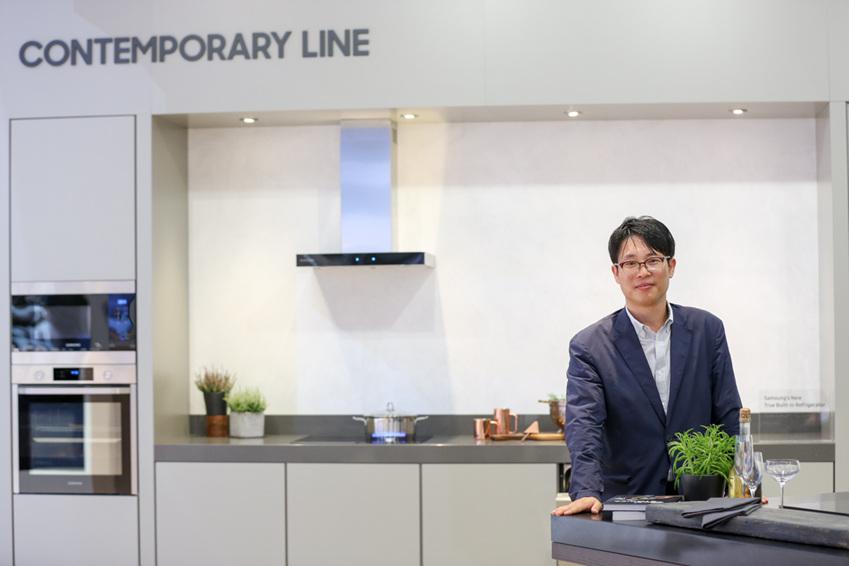 김용완삼성전자 생활가전사업부 상품전략(빌트인 담당) 부장