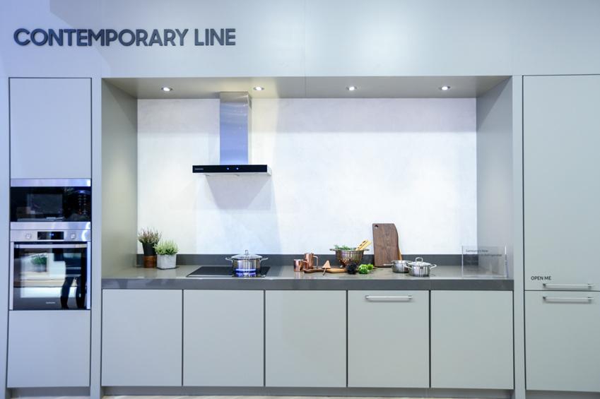 '컨템포러리 라인'은 보다 현대적인감각의 디자인이 특징