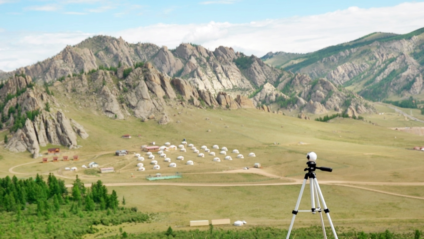 테렐지 국립공원(Gorkhi-Terelj National Park)