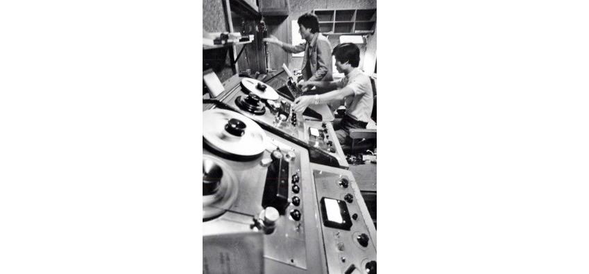 라디오 청취