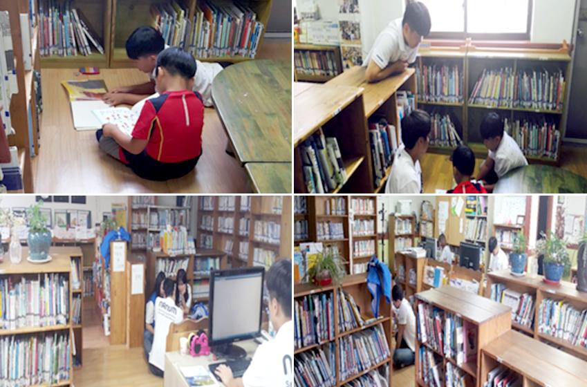 마을 어린이도서관 찾아 도서 낭독∙토론