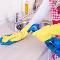명절 후에도 깨끗한 주방을, '세.젤.쉽 주방 청소 팁'