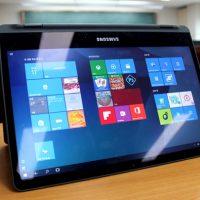 회전하는 노트북? '삼성 노트북 9 스핀' 써보니