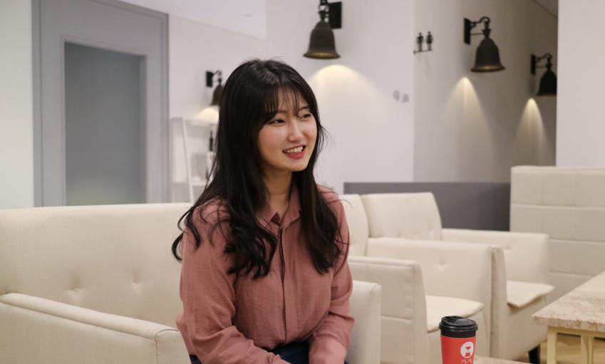 게릴라 미션에서 서울3자치회장과 편집감독을 맡은 문정원(홍익대학교 3년)씨