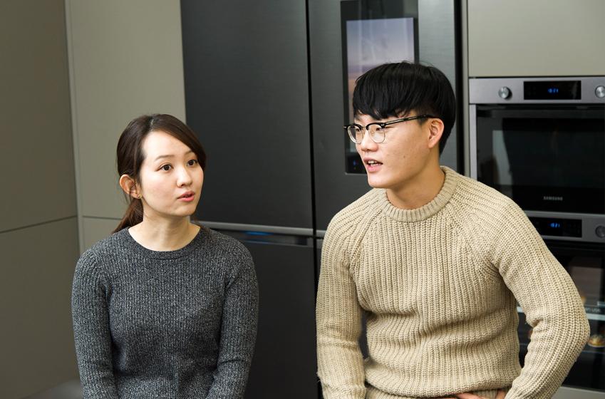 이선민(사진 왼쪽)∙이재민 선임
