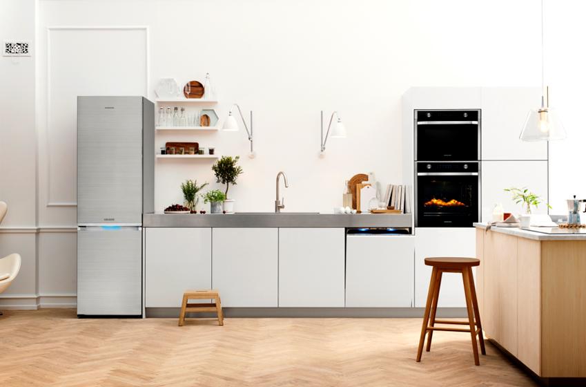 뉴 빌트인 냉장고