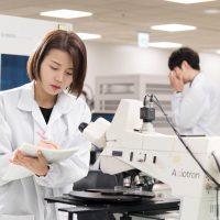 나노 단위 반도체 결함도 척척 찾아내는 '해결사' 신진경 선임
