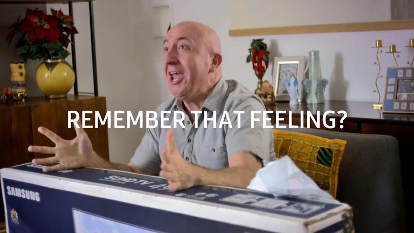 REMEMBER THAT FEELING?