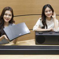 삼성전자, 'CES 2017'에서 홈 오디오 시장의 패러다임을 바꾼다