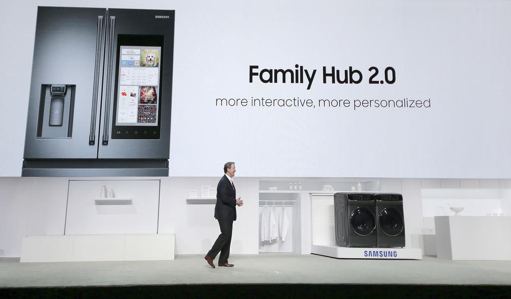 Family Hub 2.0 more interactive , more personalized