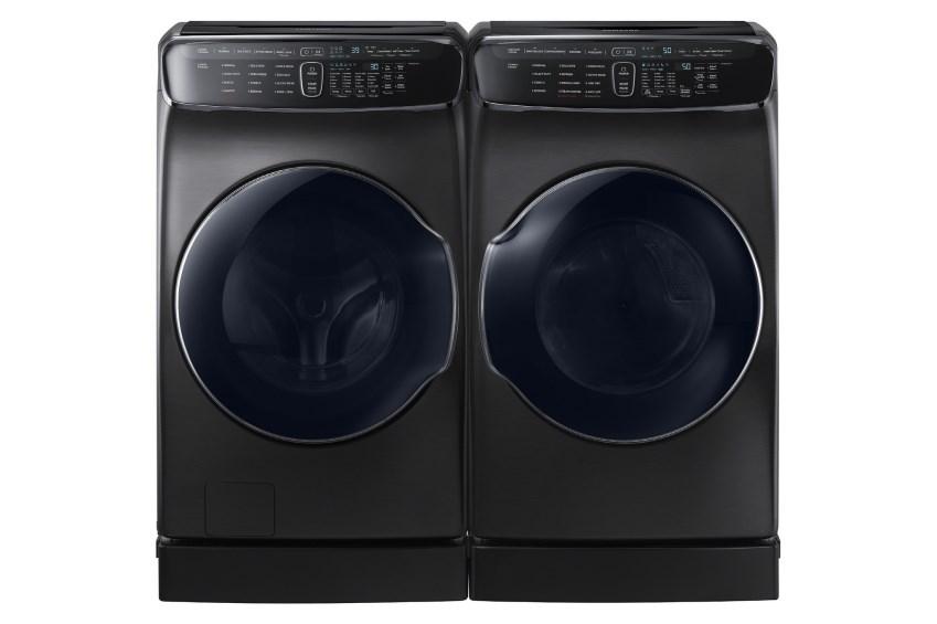 삼성전자 전자동 세탁기 (블랙) 이미지