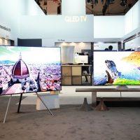 QLED TV, 우리 집 거실에 설치하면 어떨까?