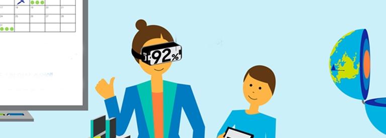 'VR 수업', 교사들의 기대치는?