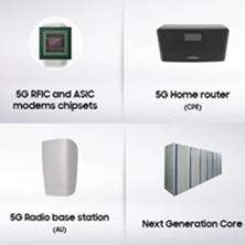 '업계 최초' 5G 상용제품 라인업 공개
