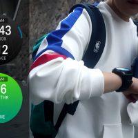 운동을 시작했다, 기어 S3에 언더아머 앱 깔고!