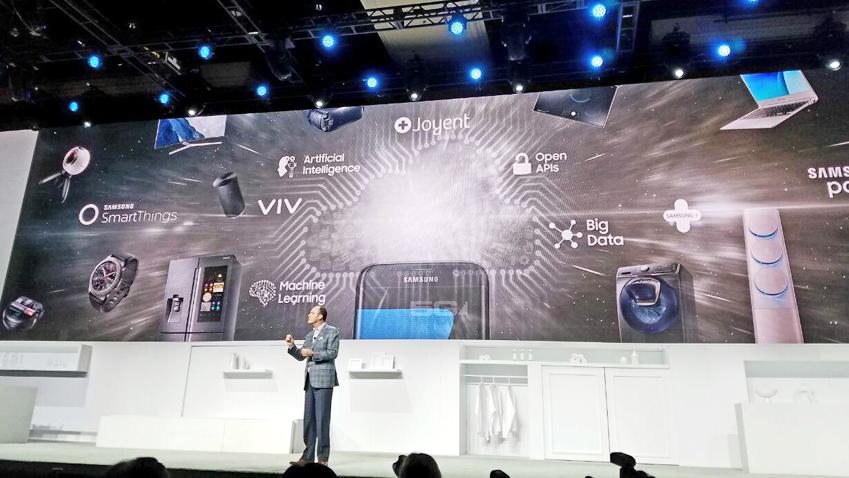 지난 1월 CES 2017에서 삼성전자는 삼성넥스트(Samsung NEXT) 출범 소식을 알렸습니다