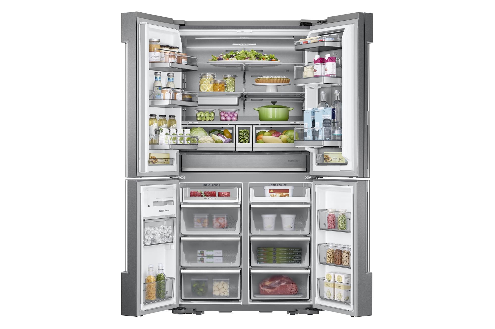 2017년형 '셰프컬렉션' 냉장고 출시(제품컷)