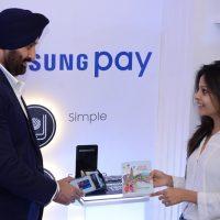 삼성 페이 인도 출시