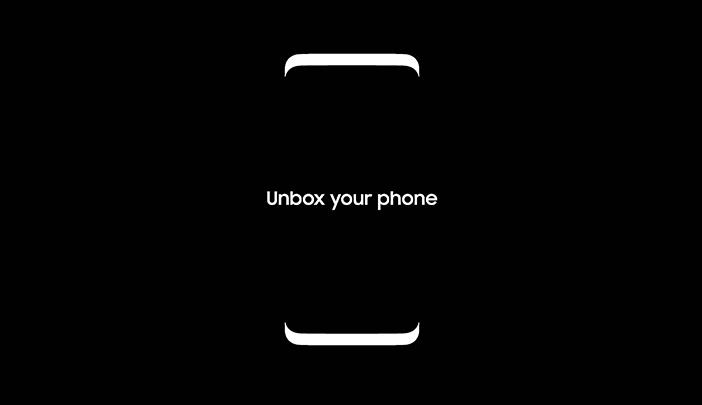"""""""Unbox your phone""""이란 초대장"""
