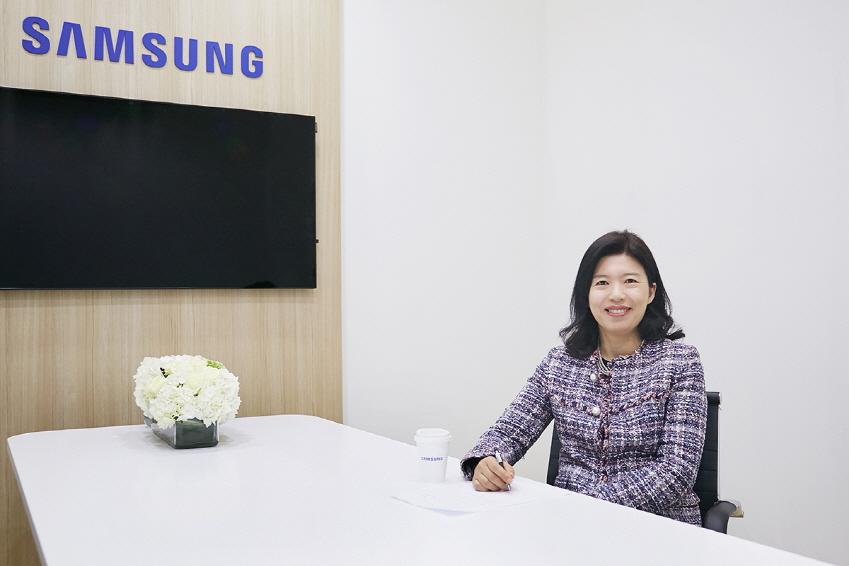 송인숙 삼성전자 의료기기사업부 상품기획팀장(상무)