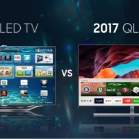 '2012 vs 2017' 삼성 스마트 TV, 이렇게 바뀌었다