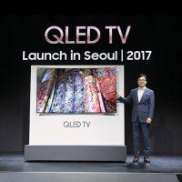 QLED TV '국내 시장 데뷔 무대' 가보니