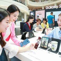 삼성전자, '갤럭시 S8 사전 체험존' 방문객 160만명 돌파