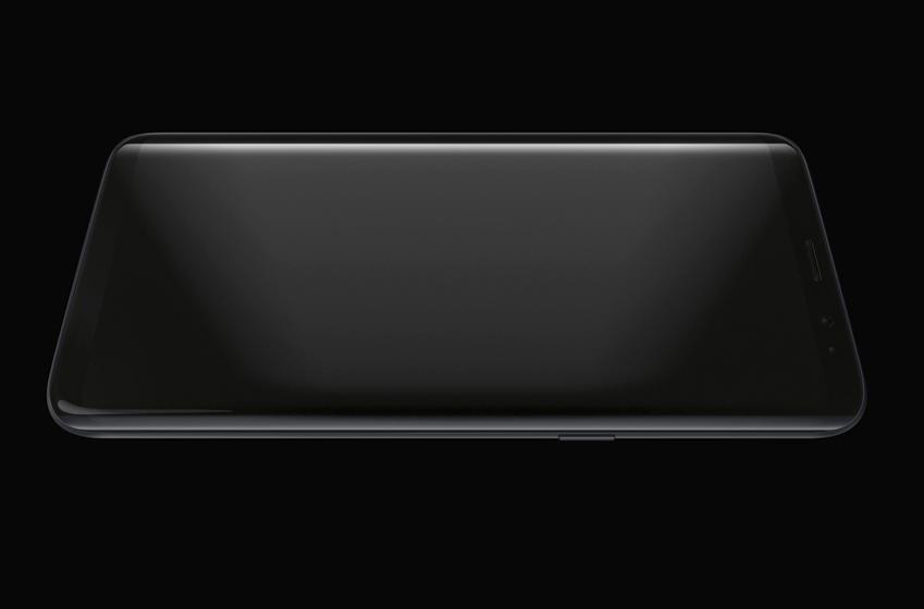 갤럭시 S8의 디자인 콘셉트는 일체감