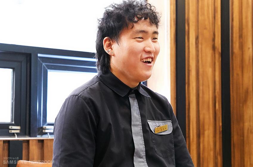 취재진이 만난 심희보씨는 인터뷰 도중