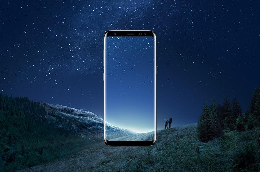 갤럭시 S8은 소비자의 일상을 바꿀 것이다.