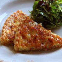 한 끼 식사로도 어엿해요, 프랑스풍 달걀 파이 '키쉬로렌'
