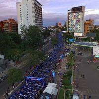 건강 지키고 기부도 하고… 삼성이 함께한 '파라과이 최대 마라톤 축제'