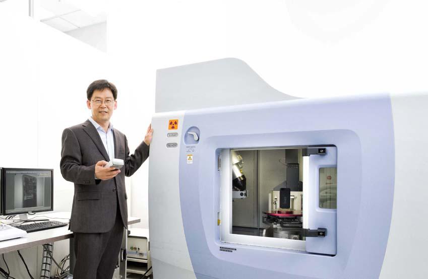 이상규 삼성전자 무선사업부 제품기술팀 전무 사진입니다