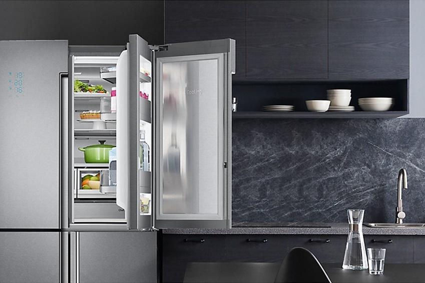 셰프컬렉션 냉장고 푸드쇼케이스 모델
