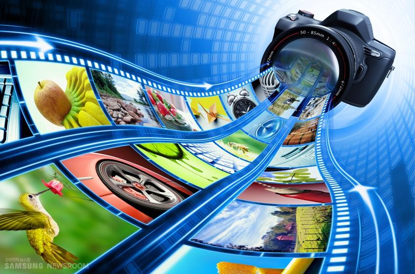 디지털화 과정을 거친 이미지는 메모리 칩(chip)에 제한 없이 저장된다. 컴퓨팅 기기 모니터로 얼마든지 열어볼 수도, 수정하거나 합성할 수도 있다.