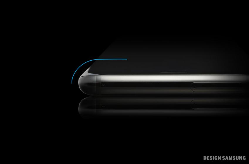 갤럭시 S8의 디자인