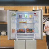 삼성전자, 싱글족의 주거 형태에 최적화된 '슬림 T-타입 냉장고' 출시