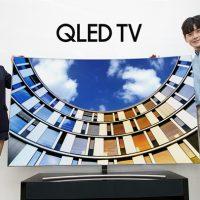 삼성전자, QLED TV 대형 라인업 75형 출시