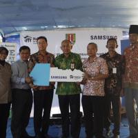 인도네시아에 아늑한 집과 따뜻한 희망을, 삼성 케어 프로그램