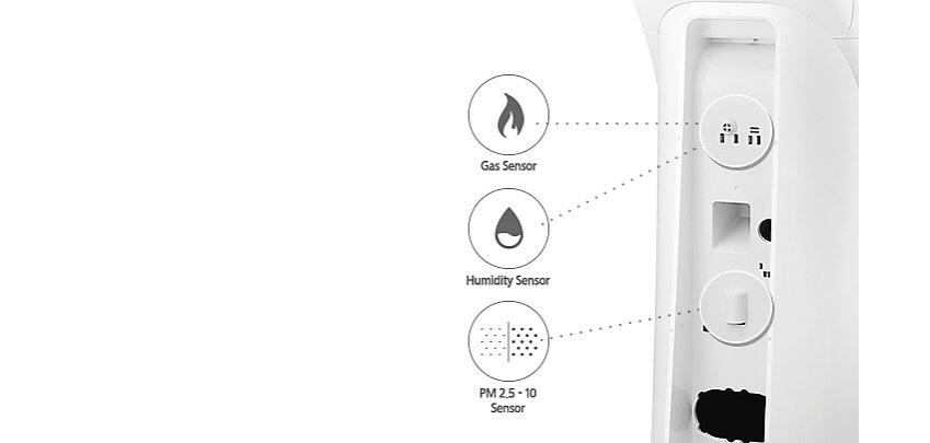 PM2.5필터 시스템